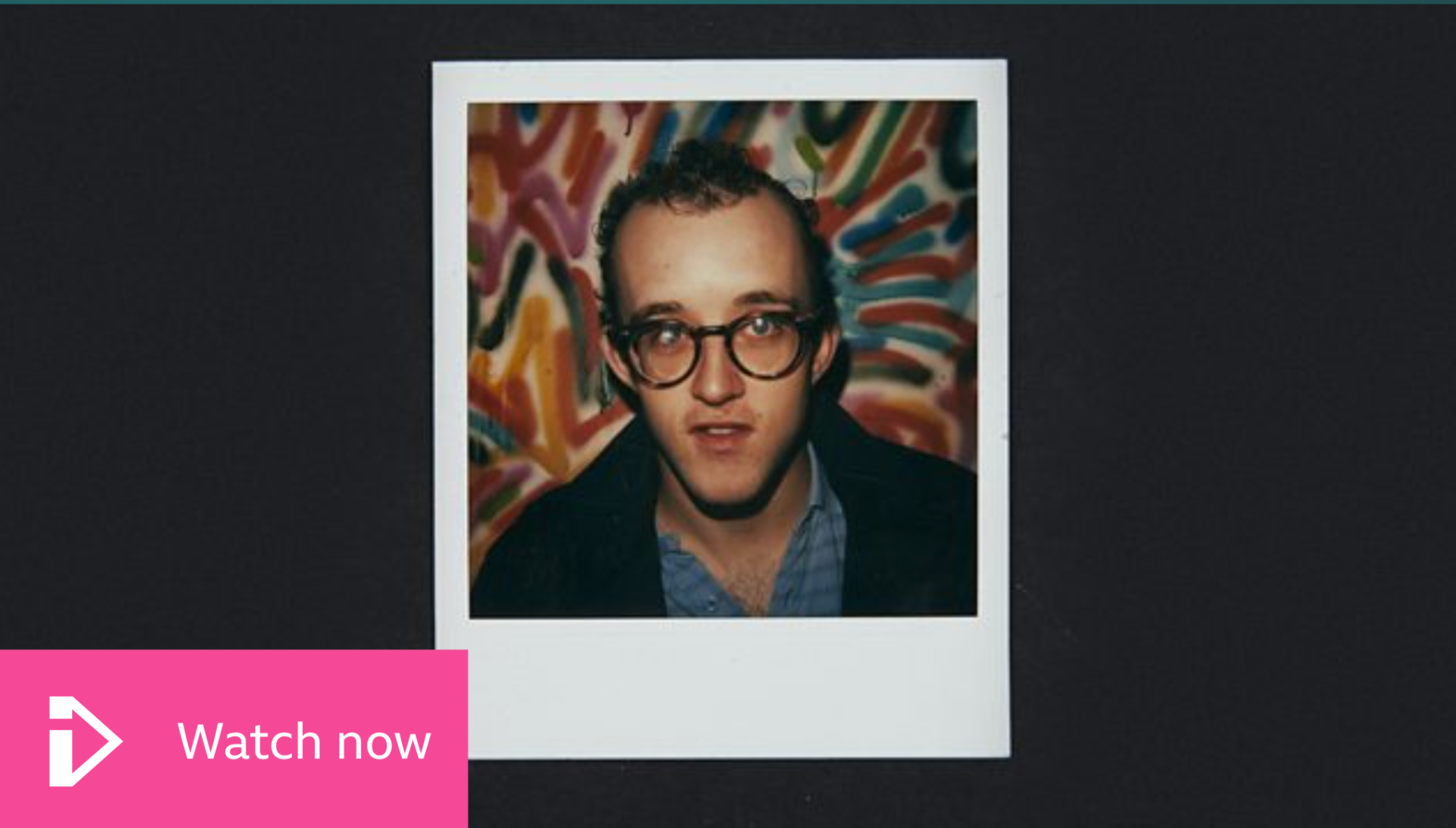 Defected Keith Haring