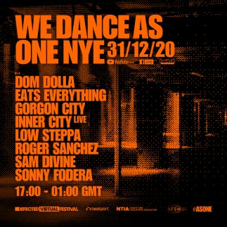 Defected Virtual Festival presents... We Dance As One 3.0